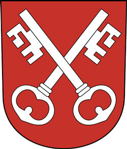 Swiss Double-Key Coat of Arms